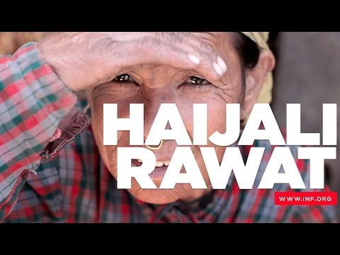 Community Development Story - Haijali Rawat - International Nepal Fellowship [INF]