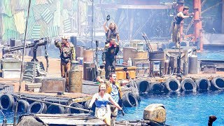 USJ [NEW] WaterWorld  [June 1, 2018  ] Universal Studios Japan