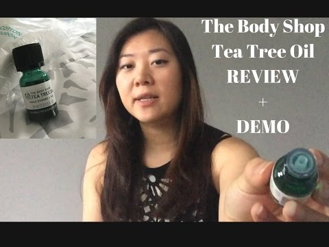 hqdefault - Body Shop Tea Tree Oil For Acne Reviews