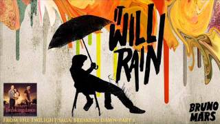 Bruno Mars - It Will Rain [OFFICIAL DOWNLOAD] [iTunes Plus]