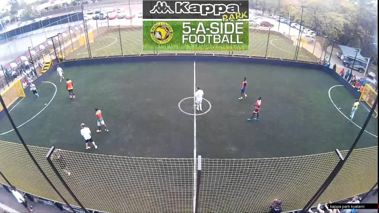 Soccer Warriors Vs Glamour Boys FINALS. Kappa Park Kyalami b307bd04795c9