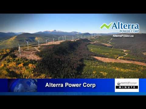 Alterra Power Corp - Executive Chairman Ross Beaty - Market Edge Media Minute