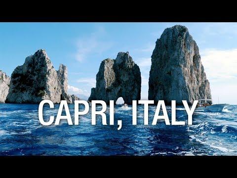 A Day In Capri, Italy | Travel Vlog
