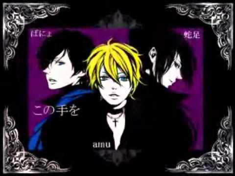 【合唱】 シザーハンズ 【ぱにょ,amu,蛇足】NicoNico chorus+mp3