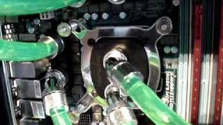watercooling build part8 how to leak test of chipset and cpu waterblocks