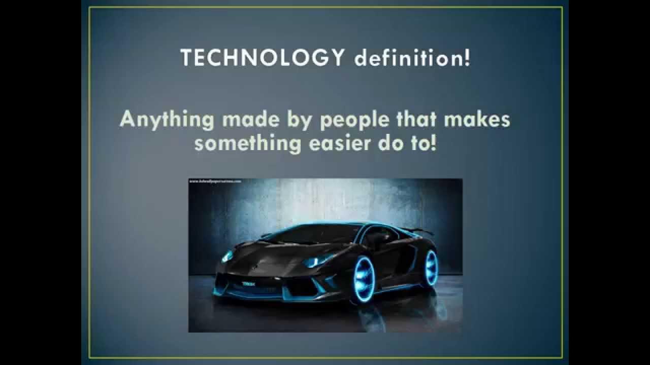 technology powerpoint presentation elementary level youtube
