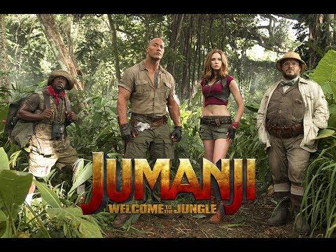 Download Jumanji: Welcome To The Jungle   trailer 1 - UPInl