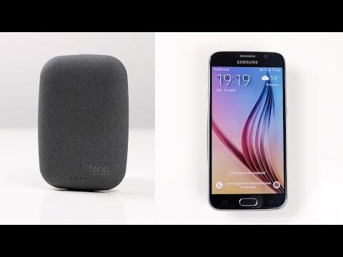 Samsung Galaxy S6 kabellos aufladen: QiStone+ Review | SwagTab