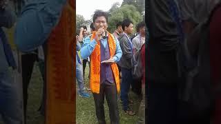 Beer Baide jwnwm labai a new boro Patriotic Song //singer by Raghunath Baglary 2019