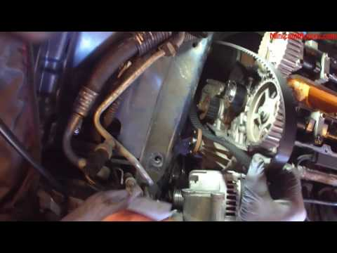 Ford Focus/Fiesta - Fitting a Cambelt to the Zetec Engine