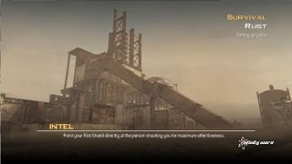 MW2 Survival RUST Gameplay Part 1 - Call of Duty Modern Warfare 2 Survival Mod