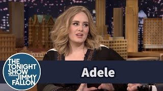 Repeat youtube video Adele Is Impatiently Waiting for New Rihanna and Frank Ocean