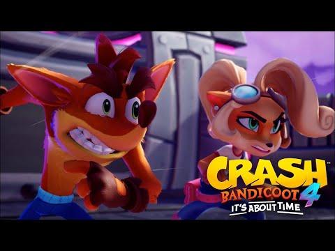 Crash Bandicoot™ 4: It's About Time – Tráiler de lanzamiento [MX]
