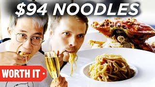 $10 Noodles Vs. $94 Noodles