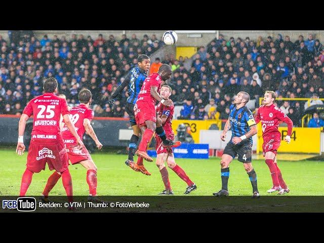 2012-2013 - Jupiler Pro League - 22. Club Brugge - KV Kortrijk 0-0