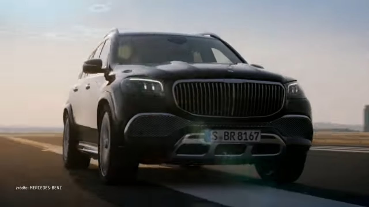 Oto najbardziej luksusowy oraz najdroższy SUV od Mercedesa! #Najlepsze_Premiery