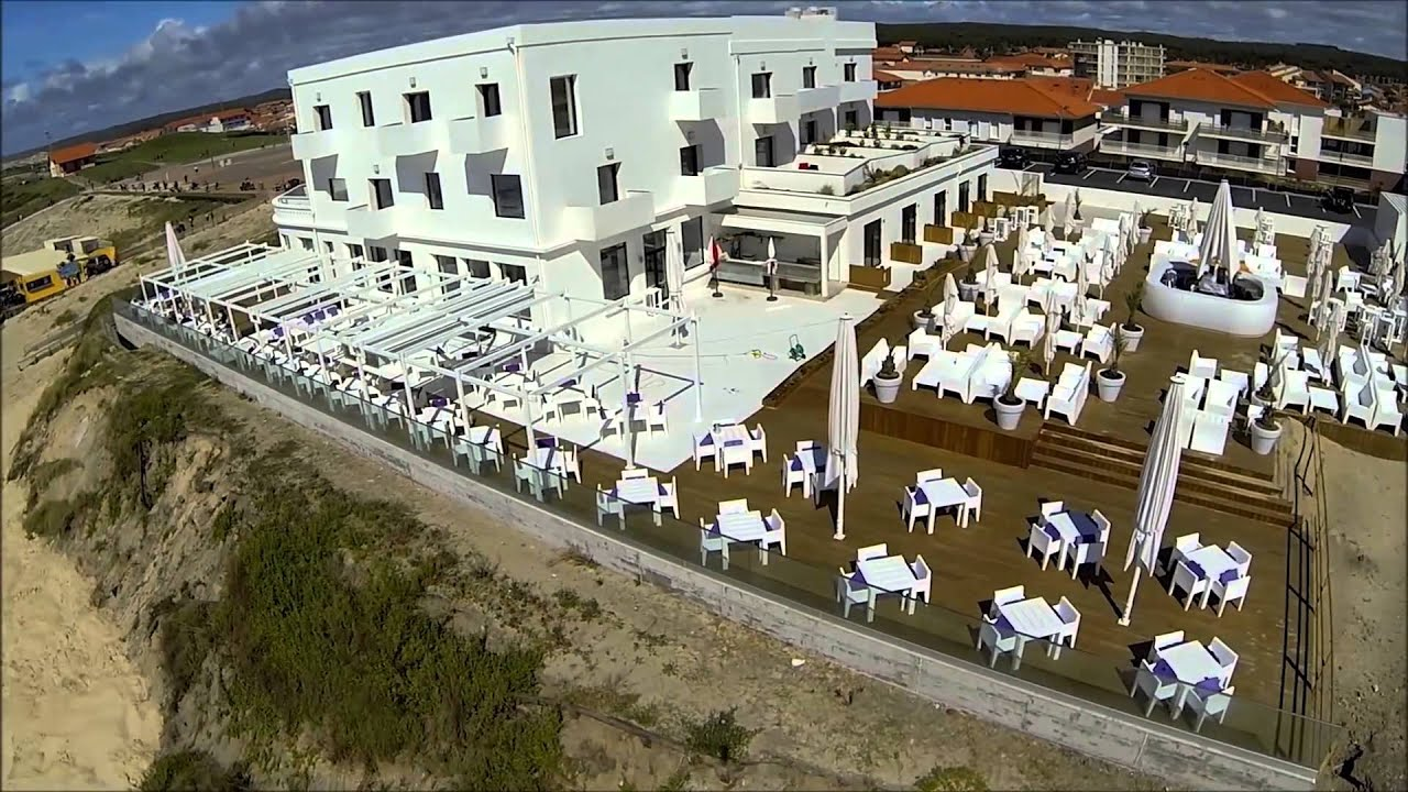 Grand Hotel De La Plage Biscarrosse Youtube