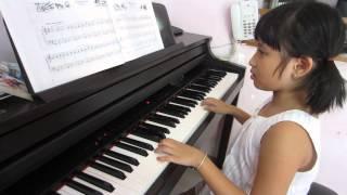 Học Piano Giáo Trình Methode Rose - Hải Lam Tphcm
