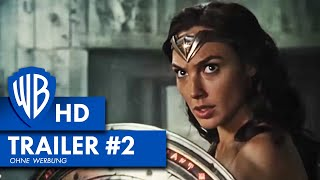 JUSTICE LEAGUE - Comic-Con Trailer HD Deutsch German (2017)