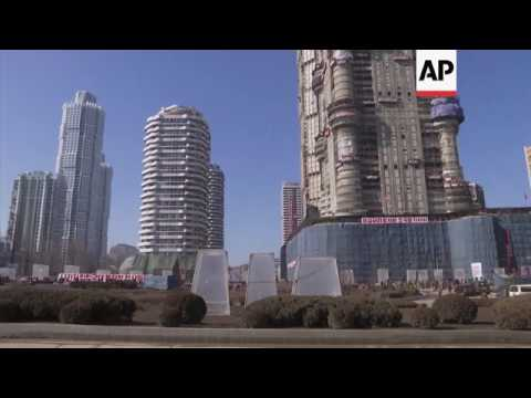 Thumbnail: Final stages of Pyongyang redevelopment