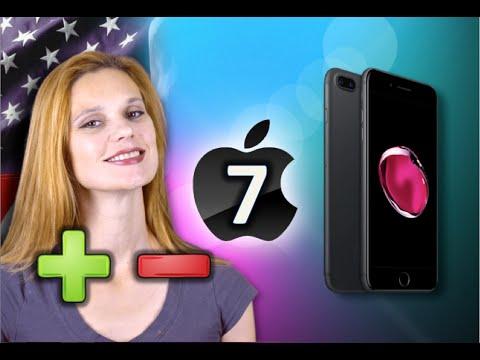 iPhone 7 ПЛЮСЫ И МИНУСЫ Apple AirPods