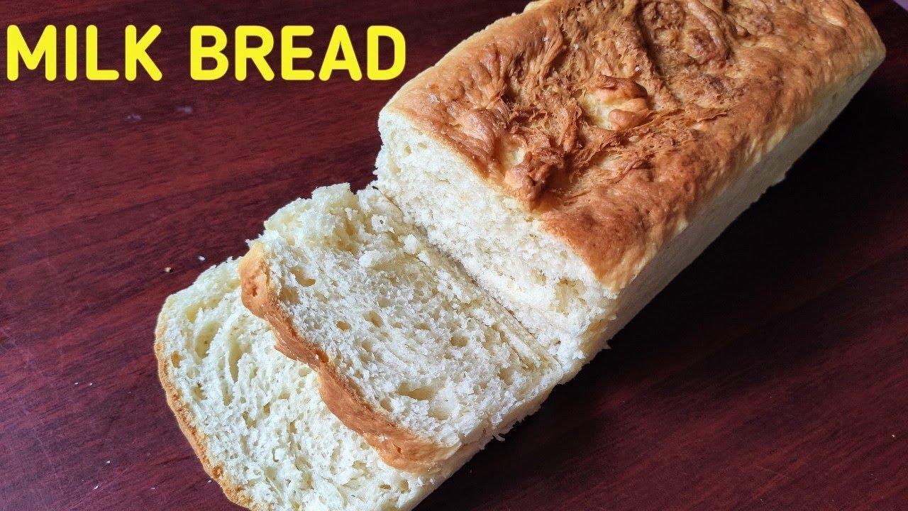 MILK BREAD RECIPE/MILK BREAD RECIPE IN TAMIL/HOW TO MAKE ...