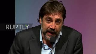 Germany: Do opposite to Trump and you'll be right – Bardem at doc launch