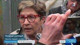 Vincent Lambert : l'arrêt des traitements a débuté
