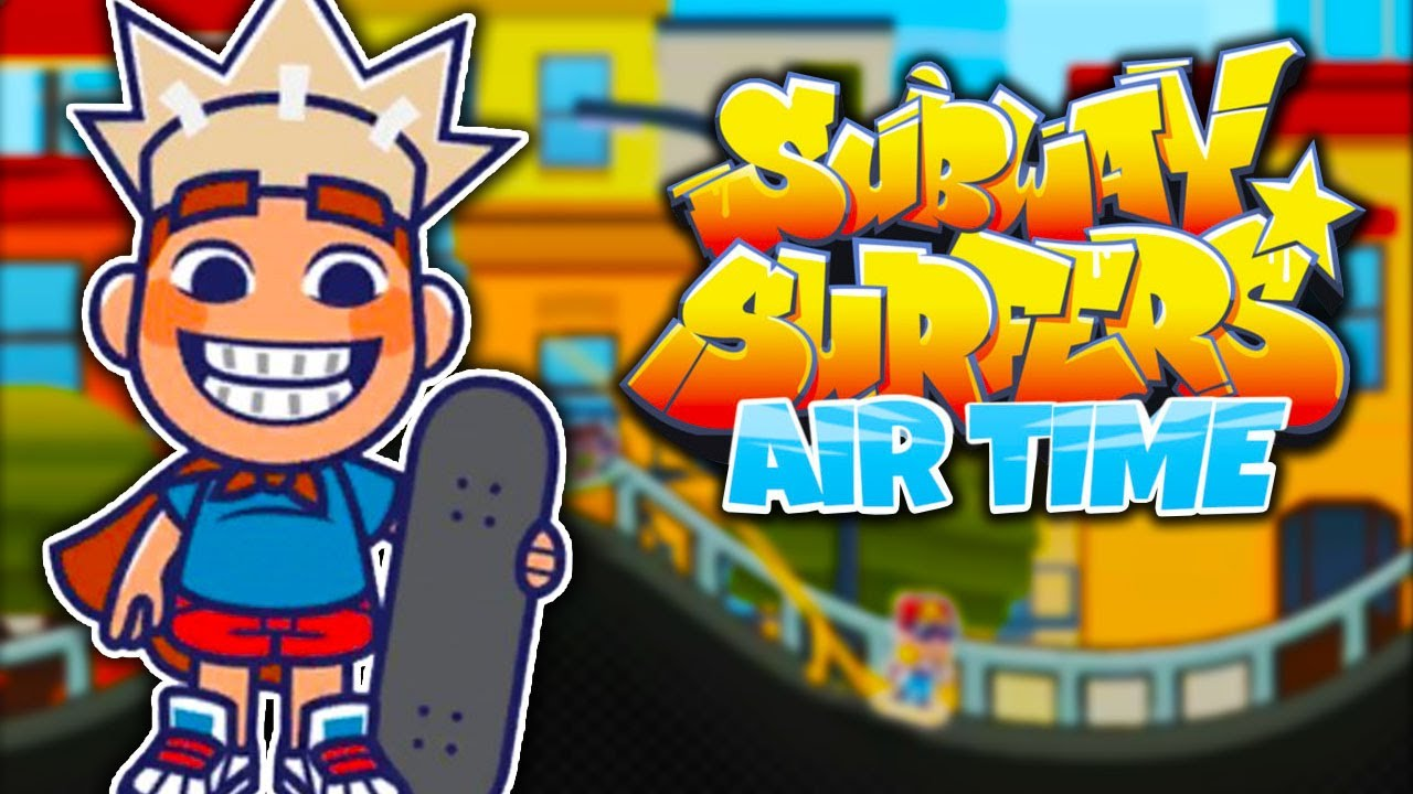 Subway Surfers Airtime | King