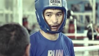 Презентационный видеоролик о клубе Astana Arlans  с озвучкой. Интервью боксеров и тренеров.