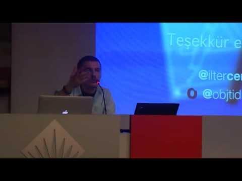 Mobil İstanbul -  İlter Cengiz - Profesyonel iOS Uygulama Gelistiricisi Olmanin Rotası