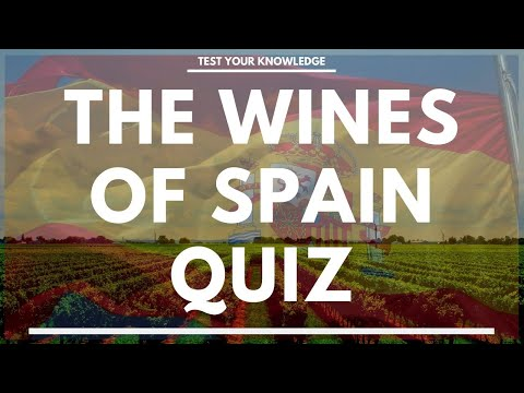 wine article The Wines Of The Spain Quiz  How Well Do You Know Your Spanish Wine