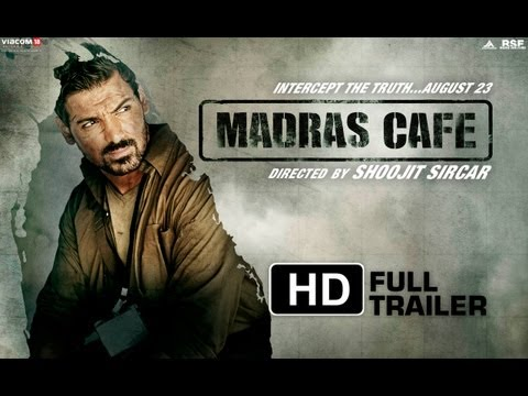Madras Cafe Official Tamil Trailer - HD |...