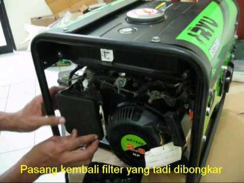 Trouble Shooting Guide Engine Generator Mesin Stabil