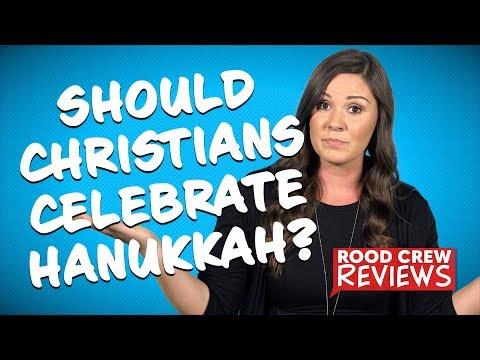 Should Christians Celebrate Hanukkah?