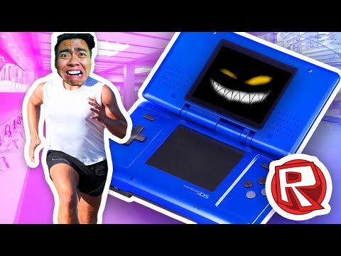 Thumbnail: ESCAPING THE NINTENDO DS! | Roblox