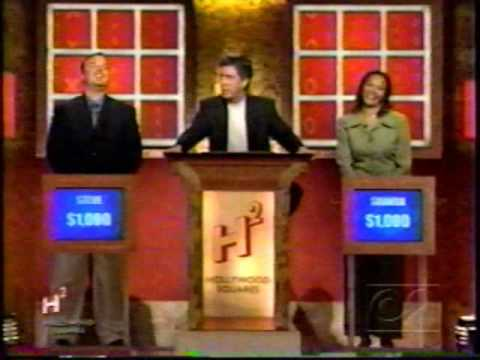 Hollywood Squares | Game Show Week I, pt. 13 - YouTube