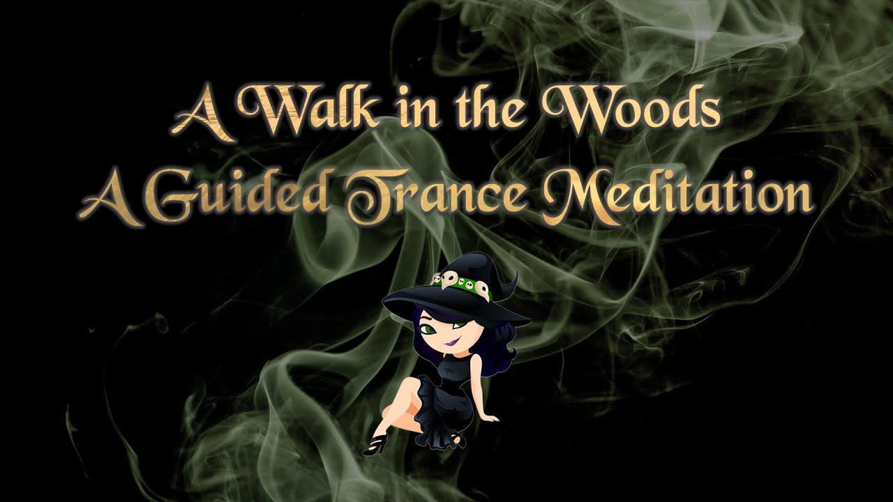 Download A Walk in the Woods: A Guided Trance Meditation