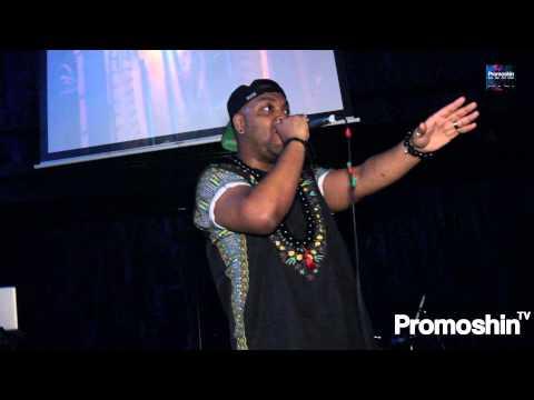 Donae'o (LIVE) 'Mami No Like' at #AfrobeatsLive