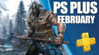 Playstation Plus Monthly Games   February 2019