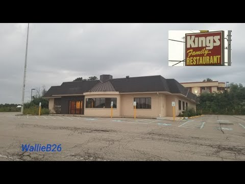 Abandoned Kings Restaurant Wexford, Pa