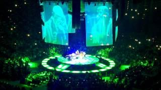 Xavier Naidoo - Hallelujah (Leonard Cohen Cover live in München am 28.11.2016)