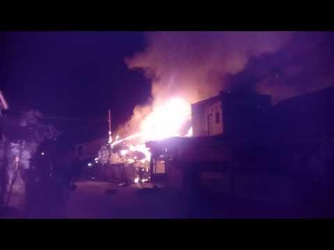 Video : Kebakaran Di Jln. MT. Haryono Benteng Selatan