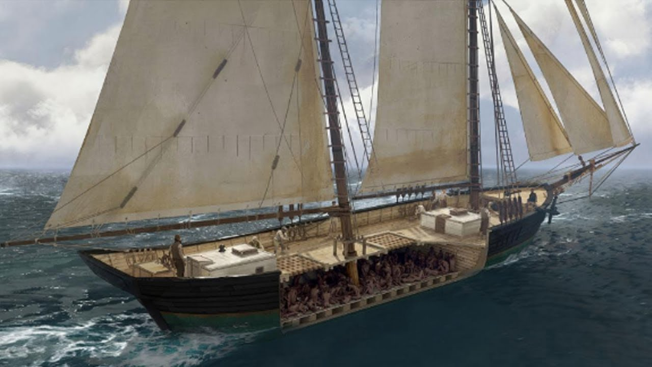 Last Slave Ship Found on Alabama Coast Validates Descendants' Stories