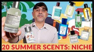 Top 20 Fragrances, Colognes, Perfumes For Summer: NICHE | Best Summer Fragrances