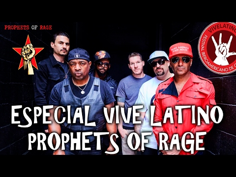 Thumbnail: ESPECIAL VIVE LATINO 2017: PROPHETS OF RAGE