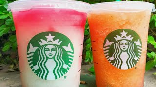 People FREAK OUT Over New Starbucks Granita Drinks | What's Trending Now