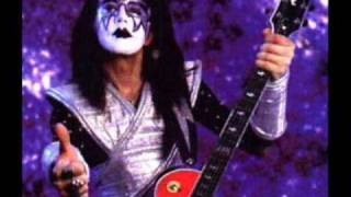 kiss-into the void