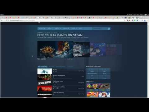 Wine + Steam Store ·· how to install Demos and Free to Play games