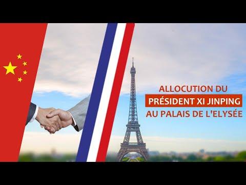 EN DIRECT : Émission spéciale consacrée à la visite d'État du président chinois en France